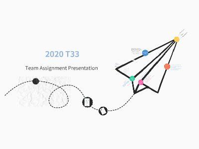 T33 Team Assignment 幻燈片制作軟件
