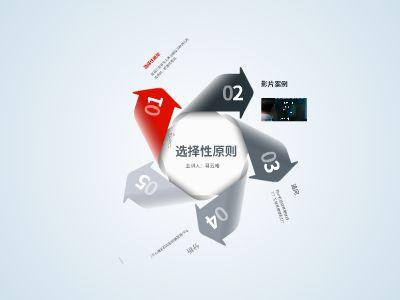 选择性原则 幻灯片制作软件