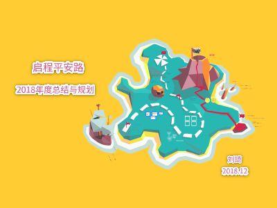 2018年度总结(刘琦) 幻灯片制作软件