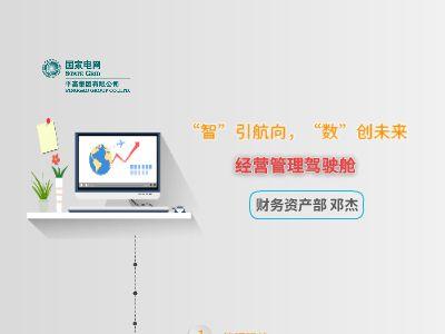 平高集团经营管理驾驶舱 幻灯片制作软件