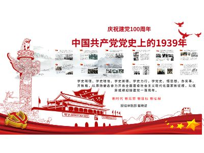 中國共產黨黨史上的1939年