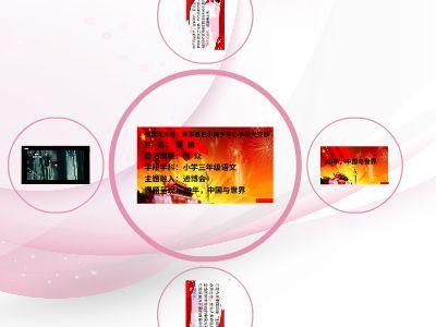 顾娟--40年,中国与世界. PPTX 演示文稿 幻灯片制作软件