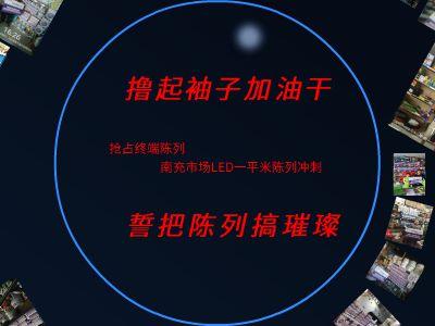 南充LED一平米陈列 幻灯片制作软件