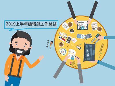 搜狐2019半年总结PPT 幻灯片制作软件