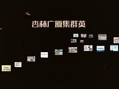 杏林广厦集群英 幻灯片制作软件