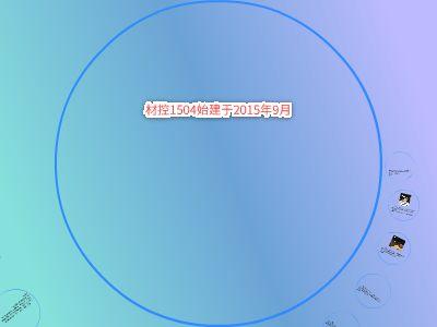材控1504毕业纪念册 幻灯片制作软件