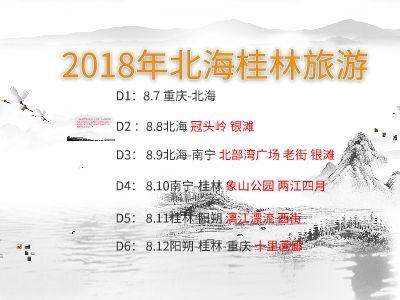 2018北海桂林旅游-2-music 幻灯片制作软件