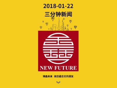 博鑫未来  周一股市干货 新闻20180122 幻灯片制作软件