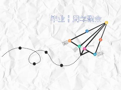 刘宇  毕业十周年聚会 幻灯片制作软件