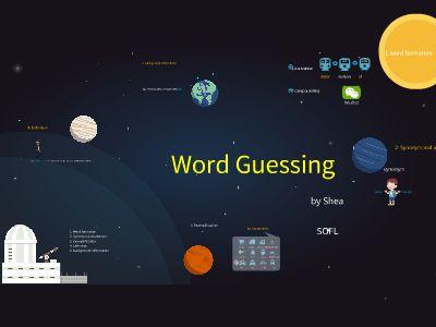 word guessing 幻灯片制作软件