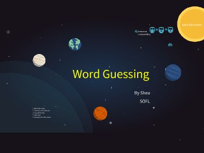 word guessing (3)