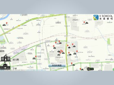 济南市场布局图