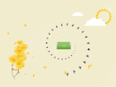 杨小一年三班(我的快乐就是想你) 幻灯片制作软件