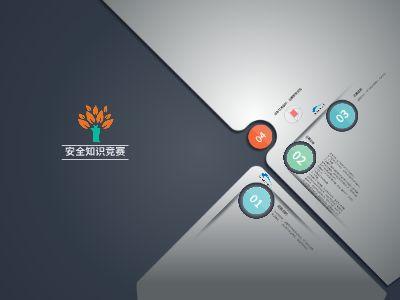 安全知识竞赛介绍 幻灯片制作软件