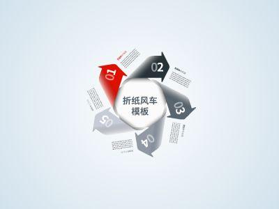 模板5 幻灯片制作软件