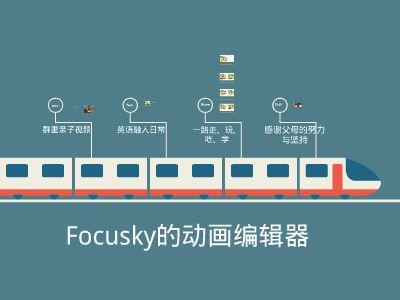 第二个实验Focusky PPT制作软件