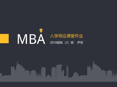 管理导论作业-尹欢 幻灯片制作软件