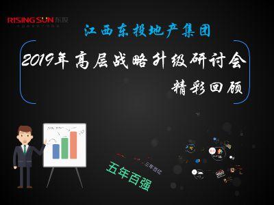 江西东投地产集团2019年高层战略升级研讨会精彩回顾 幻灯片制作软件
