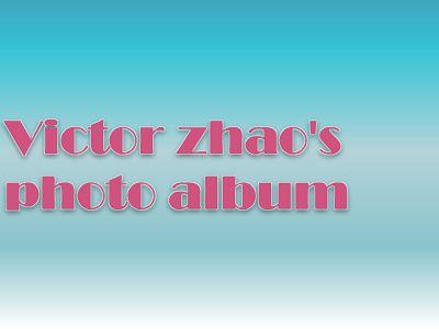 victor zhao 幻灯片制作软件