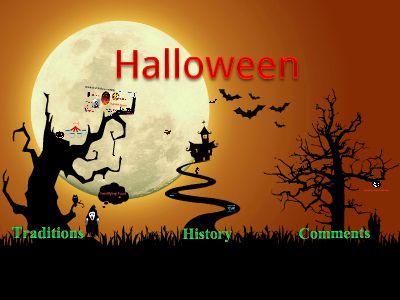 Halloween - 谭_PPT制作软件,ppt怎么制作