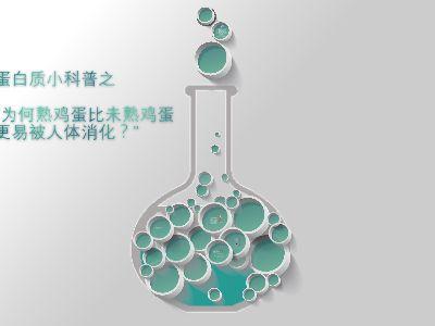 蛋白质微课 幻灯片制作软件