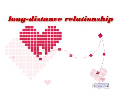 long-distance relationship 幻灯片制作软件